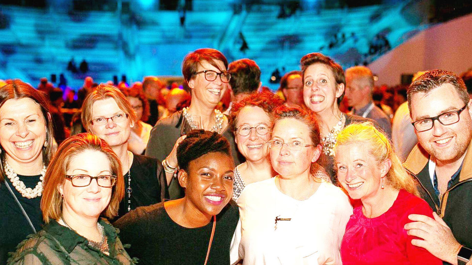 Barcelona 2019 ESGCT Congress delegates