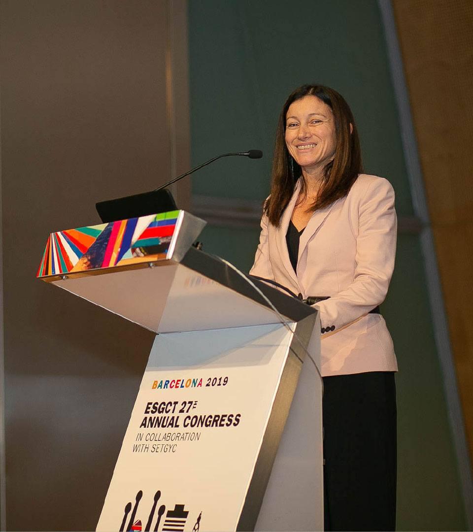 Barcelona ESGCT Congress 2019 speaker