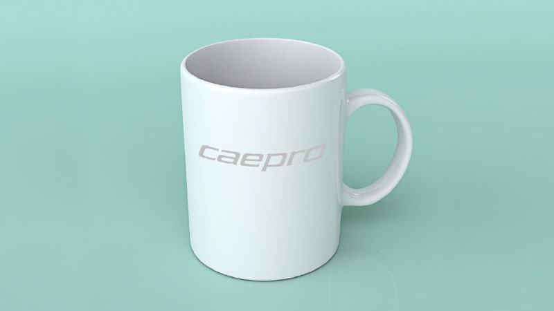 Caepro branding