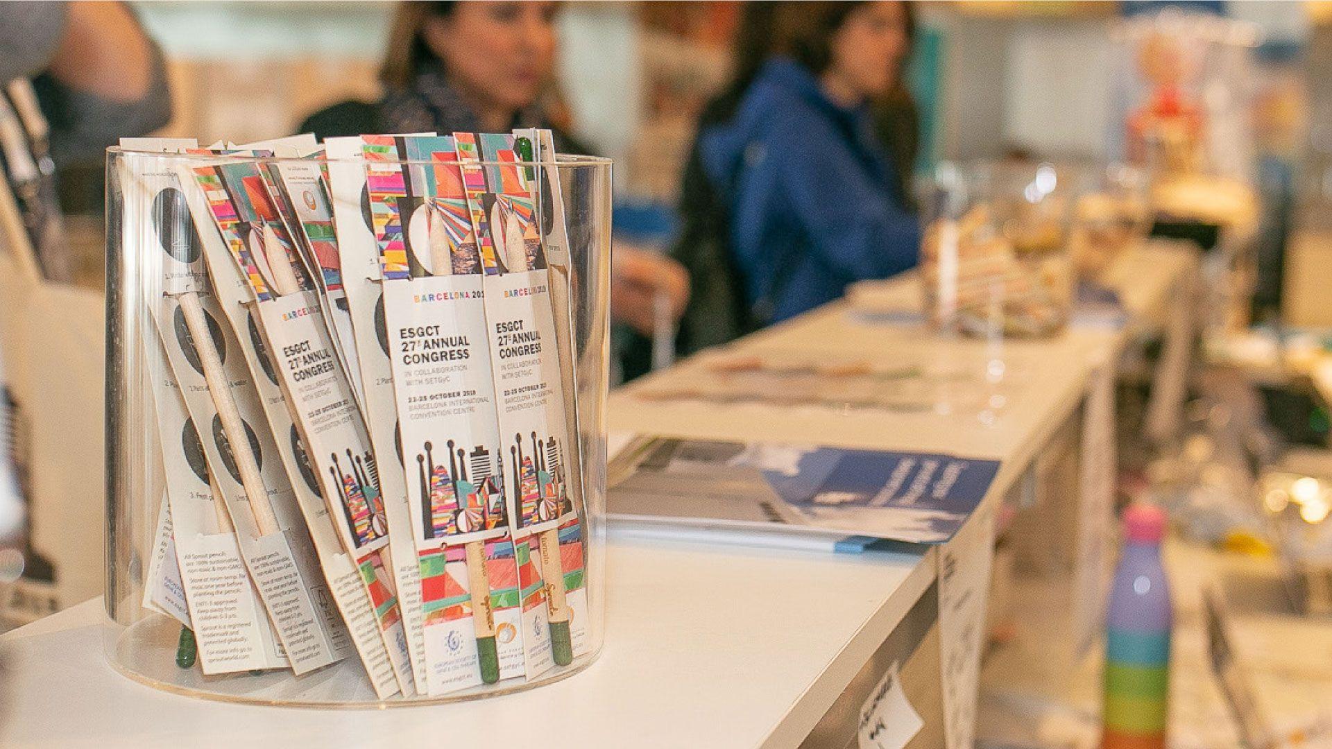 ESGCT leaflets Barcelona 2019