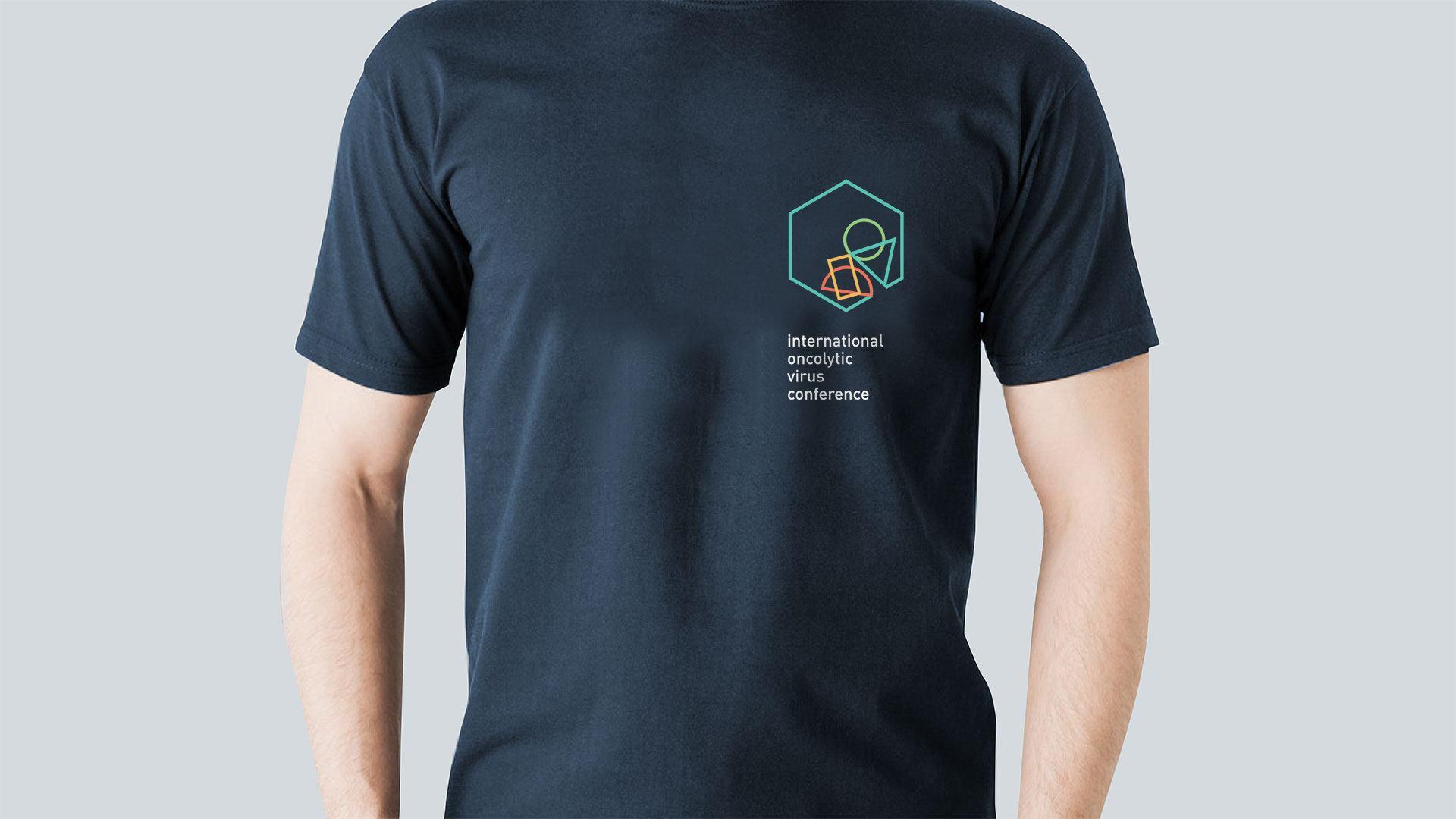 International Oncolytic Virus Conference T-shirt logo