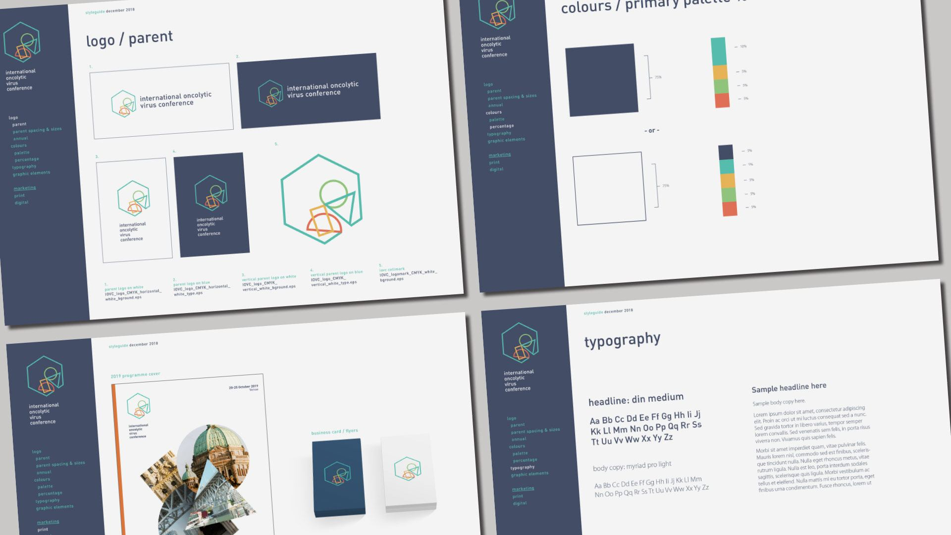 International Oncolytic Virus Conference print layout