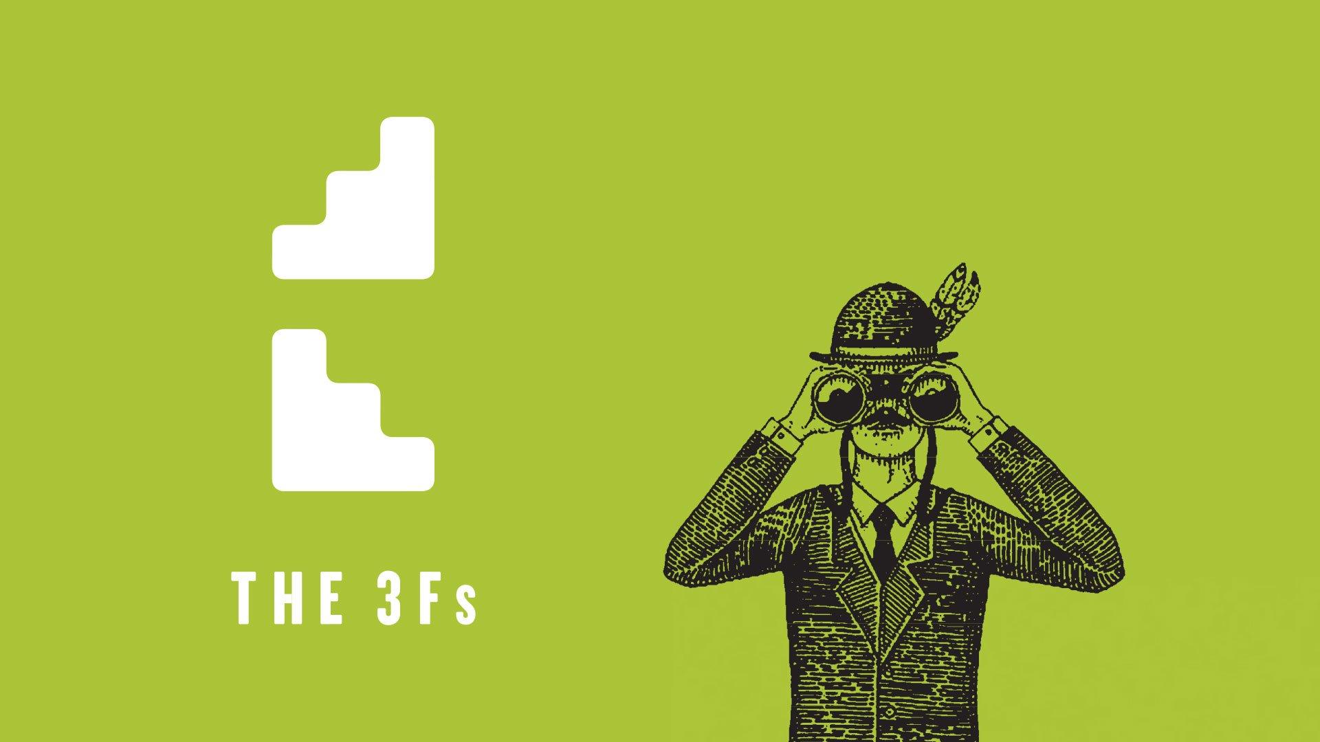 Strategic Mentors 3Fs branding