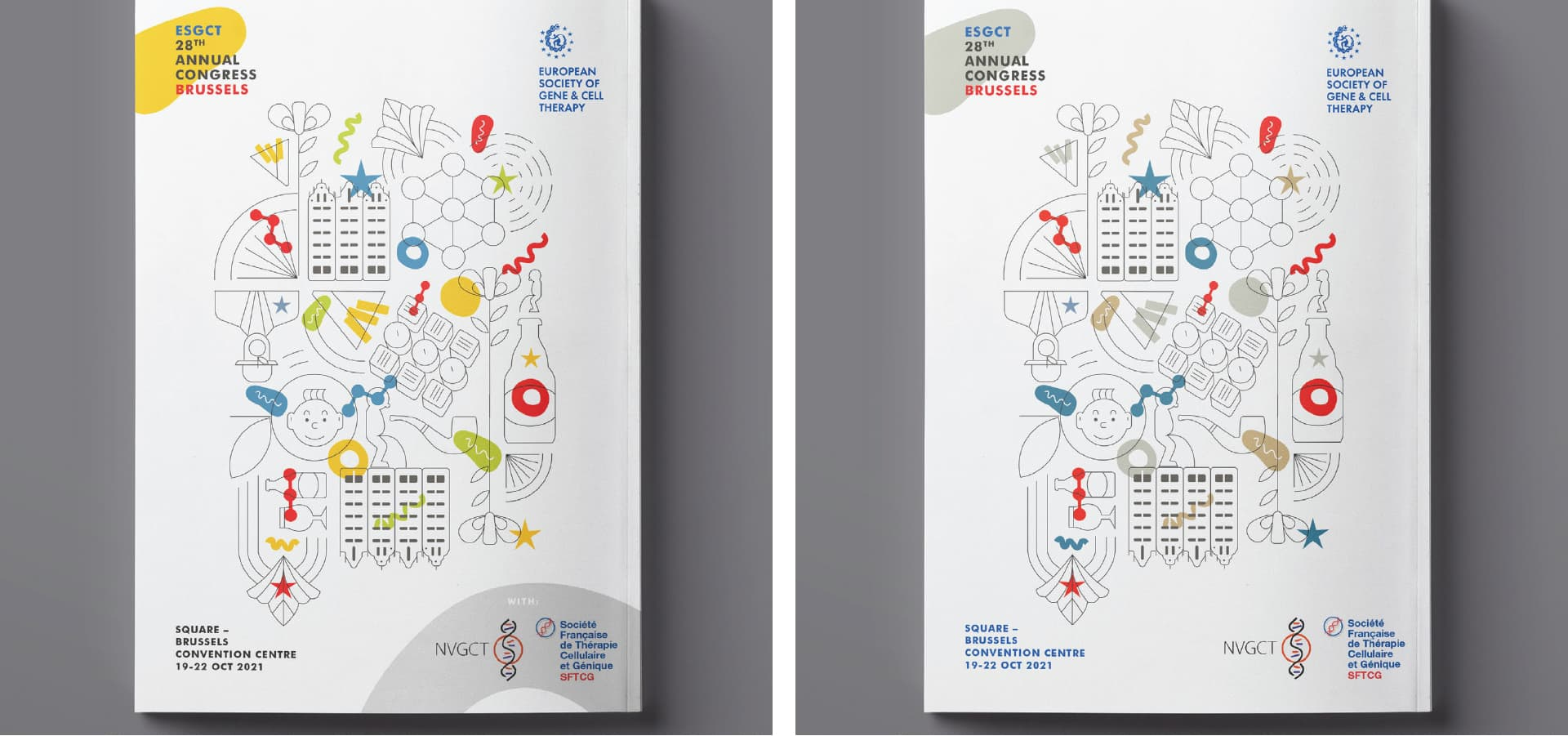 ESGCT Congress Brussels 2021 Posters